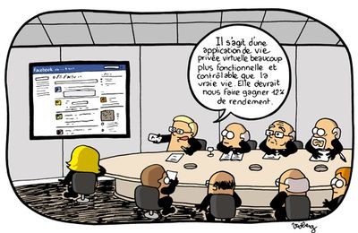 typologie facebook, suite