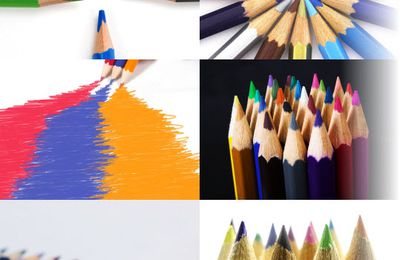 Wallpapers Pack03 : Crayons