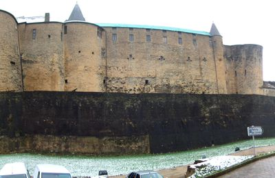le chateau fort de sedan