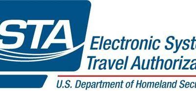 Le système électronique d'autorisation de voyage...