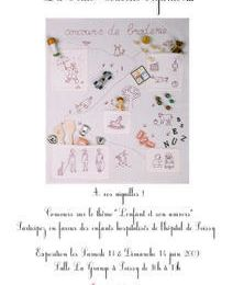 Exposition et concours (broderie)