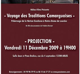 Voyage des Traditions Camarguaises