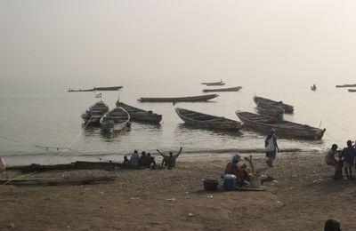M'Bour (1) : le marché aux poissons