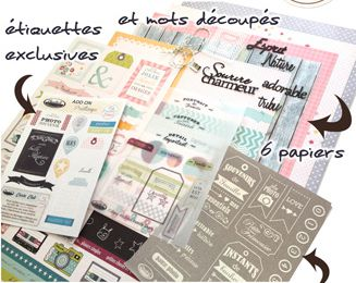 le nouvel Add On Family Diary vous attend!