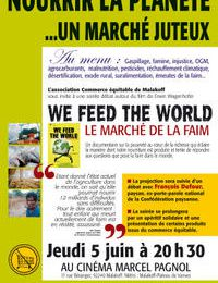 We feed the world, le marché de la faim.