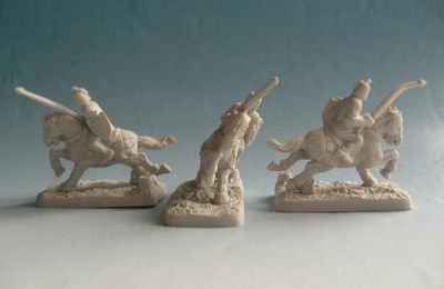 Redresser ses figurines Battlelore