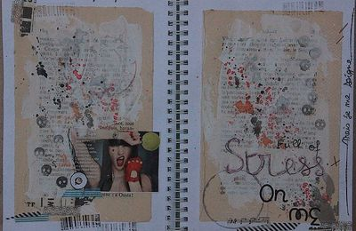 Art journal SODAlicious...