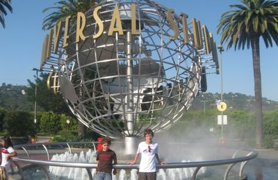 Californie : Universal Studio