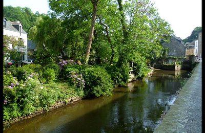 Ballade à pieds - Bretagne la suite... Pont-Aven sans les galettes!