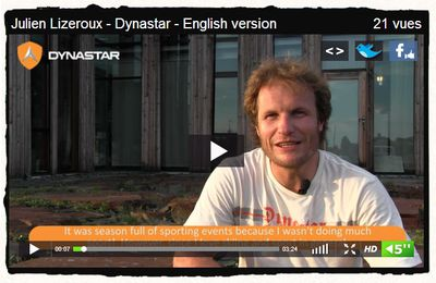 Interview Julien Lizeroux by Dynastar