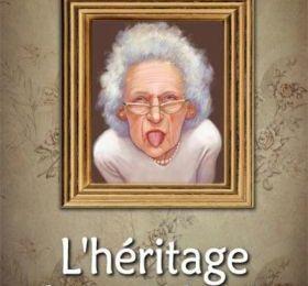Un roman humoristique : L'héritage de Tata Lucie.