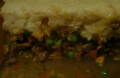 Shepherd's Pie version vide-frigo