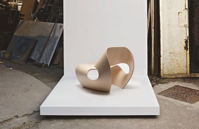 "COWRIE CHAIR_BY BRODIE NEILL ""MADE IN RATIO"" CREATIVE DIRECTOR /"