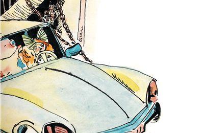 Déesse de la mécanique automobile...
