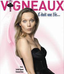 Caroline Vigneaux fée sur scène