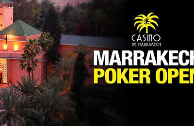 MARRAKECH POKER OPEN