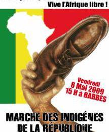 2009 Espérance alter-française : l'avènement du Parti des Indigènes de la République (P.I.R.)