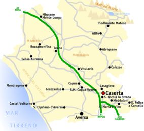 Reportage à Castel Volturno