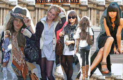 style and the city