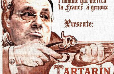 L'INTERMEDE HOLLANDE/VALLS A ASSEZ DURE!