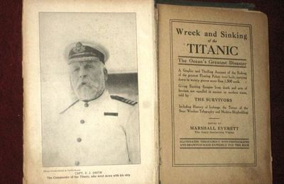 Wreck and Sinking of the Titanic (3)*