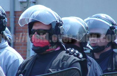 Calais No Border : Fight law and order [27/06/09]