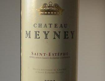 Château Meyney 2003 (Saint-Estèphe)