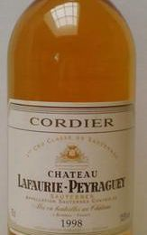 Château Lafaurie-Peyraguey 1998 (Sauternes)