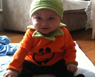 Baby Halloween Party