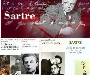 J.P.Sartre - Archives audiovisuelles