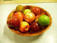 Projet Santé : CM1 dégustation de pommes et petit déjeuner