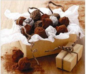 Fe foir on fait des truffes