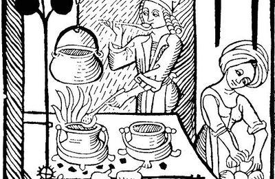 La cuisine médiévale.