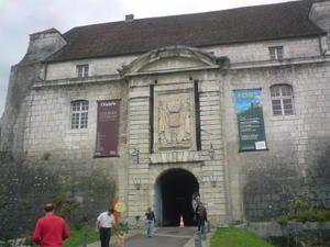 Article 8 : Visite de la Citadelle de BESANCON