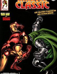 MARVEL CLASSIC 10 : IRON MAN VS DOCTOR DOOM