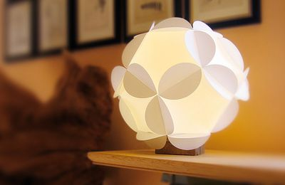 Yumelight®, une lampe boule écodesign 100% recyclable