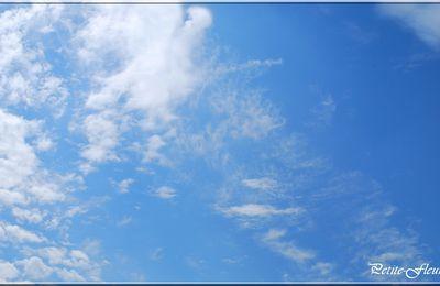Du Soleil pour notre Sejour en Normandie .... la preuve en photo