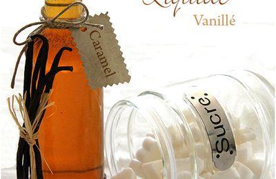 Caramel liquide (fait Maison)...