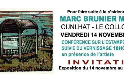 invitation au collombier, Cunlhat