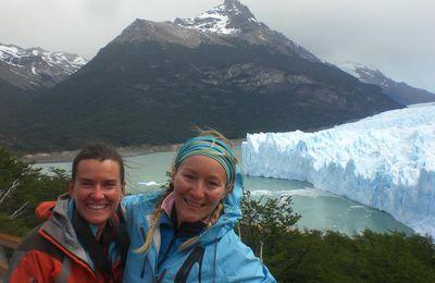 Chile Chico à el Calafate via le Perito Moreno..feliz año!!