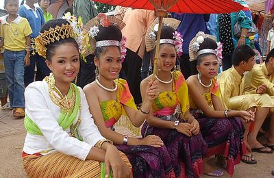 Festival « Phi Ta Khon » de Dan Sai. 2e partie : La parade