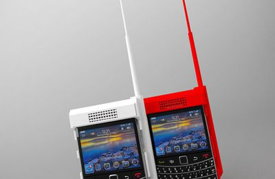 Blackberry bold Case by Peter Hermans