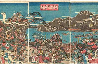 The TAKEDA Shingen history : KAWANAKAJIMA