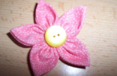 tuto de fleur,simple rapide ...