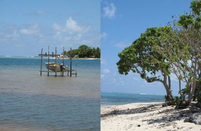 Huahine : paysages