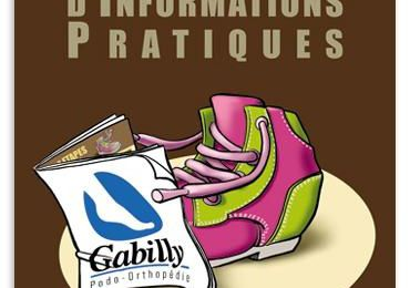 GABILLY: LE GUIDE D'INFORMATION, page 1