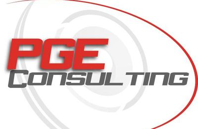PGE CONSULTING : LOGO D'ENTREPRISE