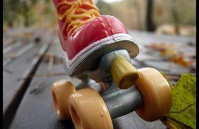 Roller girl ...