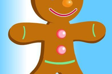 The Gingerbread Man: le jeu