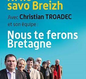 Dimanche prochain, je vote Nous te ferons Bretagne !